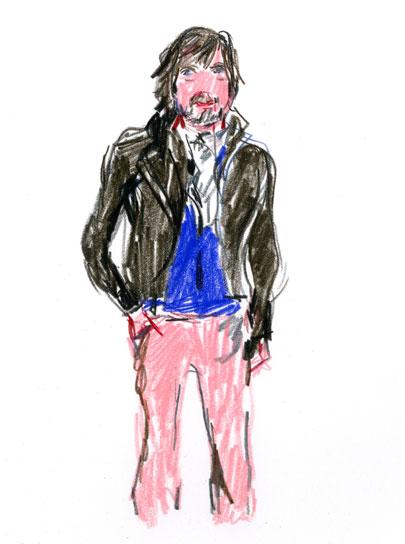 Mathias Augustyniak from M/M Paris